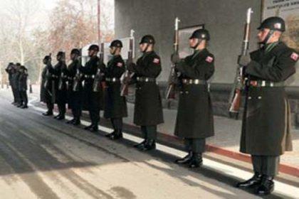 Atatürk'ün taburu TBMM'den kaldırılıyor