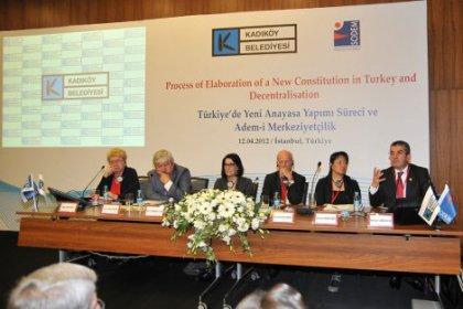 Avrupalı Sosyalistlerin Kadıköy Buluşması