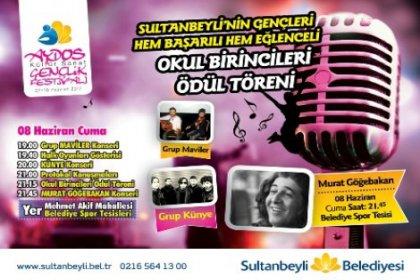 Aydos Gençlik Festivali Başlıyor