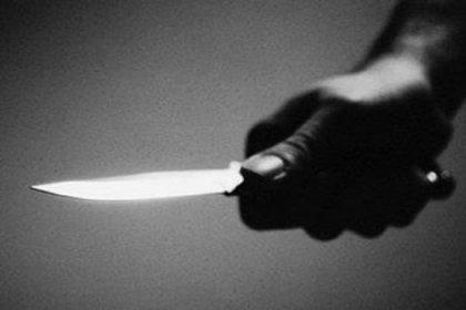 Ayrıldığı sevgilisini bıçakladı