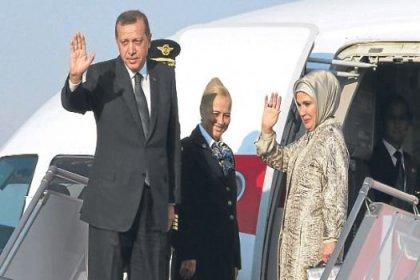 Başbakan'a Orgeneral Akar eşlik ediyor