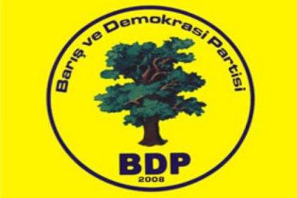 BDP'den şehitler için;