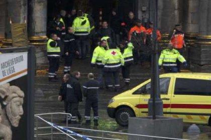 Belçika'daki saldırıda 5 ölü