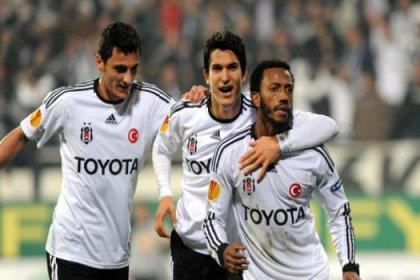 Beşiktaş Avrupa'nın lideri