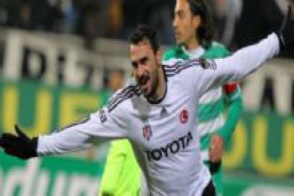 Beşiktaş'ın golcüleri çok formda