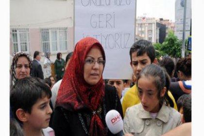 Beyoğlu'nda 'imam hatip' eylemi