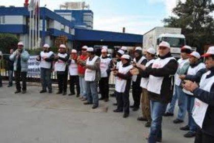 Billur tuz işçileri seslerini yükseltiyor