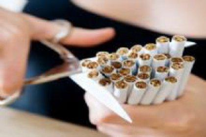 Bin 250 kişiye sigarayı bıraktırdılar