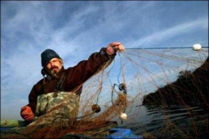 Boğaz'da balıkçı eylemi