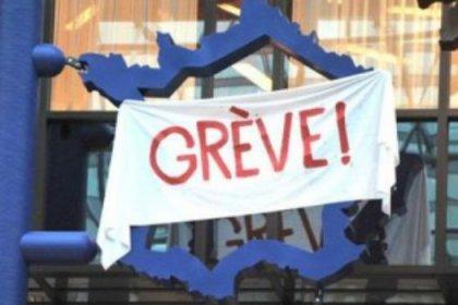 Bugün Fransa'da grev günü