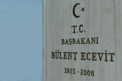 Bülent Ecevit ölümünün 5. yılında anıldı