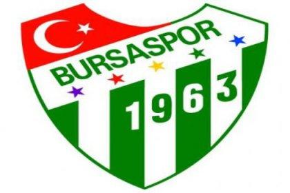 Bursaspor Yönetim Kurulu'ndan açıklama