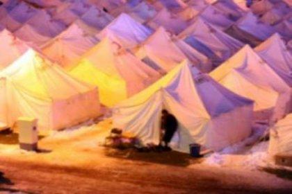 Çadır yangınında bir çocuk daha öldü