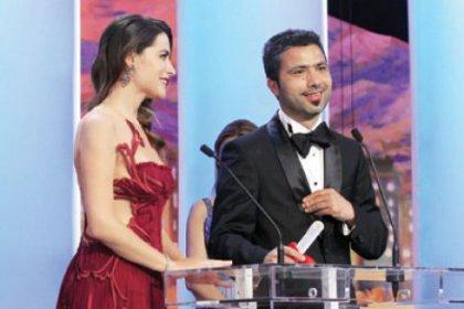 Cannes'ı sarsan hikaye