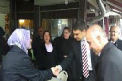 CHP Başakşehir'de Yoğun Hafta Sonu Mesaisi