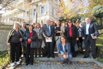 CHP Başakşehir'i gezdirdi