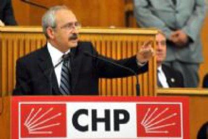 CHP Grup Toplantısına Yoğun Katılım