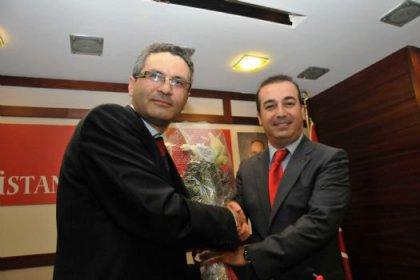 CHP İl'de Görev Teslimi