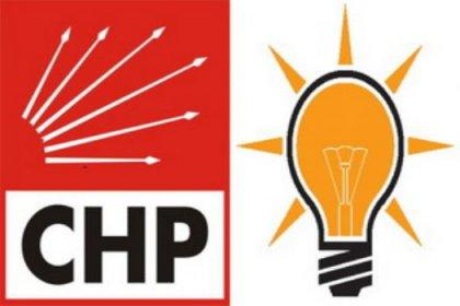 CHP ile AK Parti arasında gergin bayramlaşma