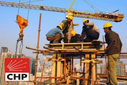 CHP inşaatları büyüteç altına aldı