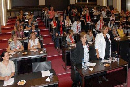 CHP Kadın Kolları Fatih'te