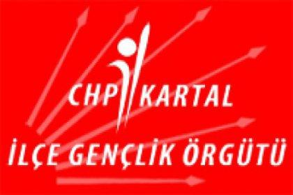 CHP Kartal Gençliği Direnişte