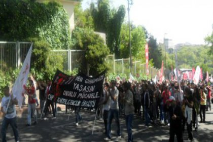 CHP Kartal Gençlik Örgütü Emeğin Bayramı 1 Mayıs'ta