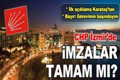 CHP'de ilk açıklama Karataş'tan: 311 sayısını aştık