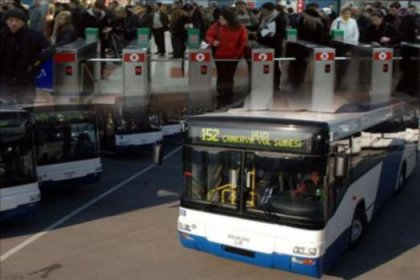 CHP'den toplu taşıma teklifi