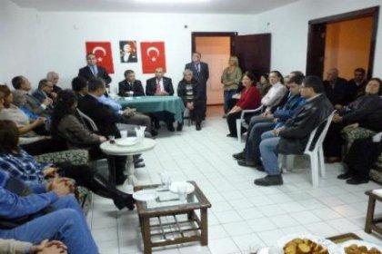 CHP'li Ali Özgündüz Başahşehir'de