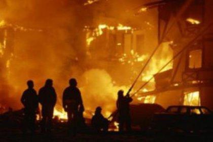 Çin'de Arıtma Fırınında Kaza: 12 Ölü