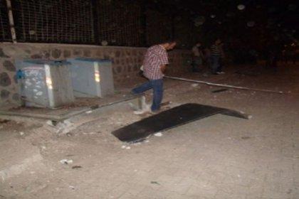 Cizre'de 3 farklı noktaya bombalı saldırı