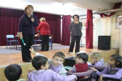 Çocuk Meclisi'nin ilk etkinliği