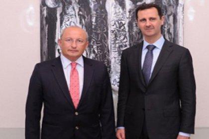 Cumhuriyet'in Beşar Esad röportajı