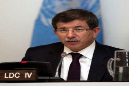 Davutoğlu,Türkiye'nin Asya Strajisini anlattı