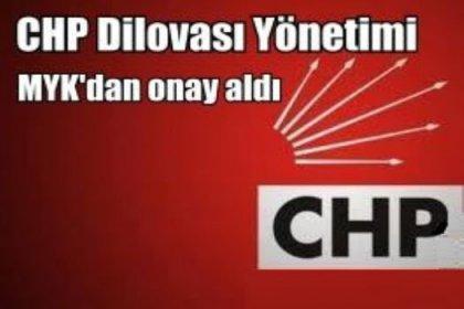 Dilovası CHP'de Liste Açıklandı