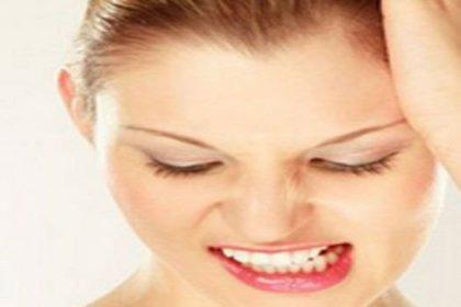 Diş gıcırdatma boyun ağrısı yapar