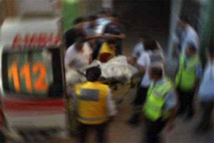 Diyabakır'da patlama: 1 ağır yaralı