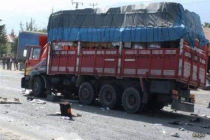 Diyarbakır'da kaza: 25 ölü