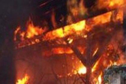 Diyarbakır'da yangın: 6 ölü