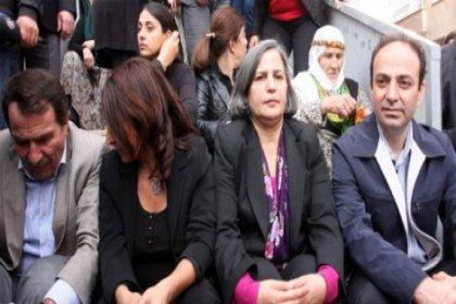 Diyarbakır'da yürüyüş başladı