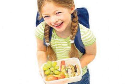 Doğru beslenme, okulunda öğretilecek