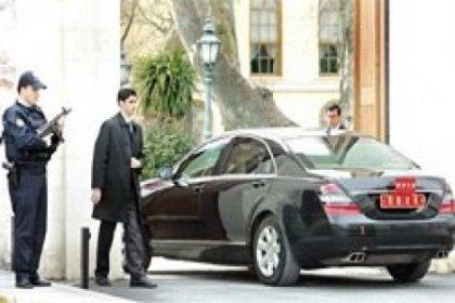 Dolmabahçe'de güvenlik zirvesi