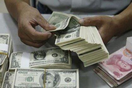 Döviz rezervi 87.2 milyar dolara yükseldi