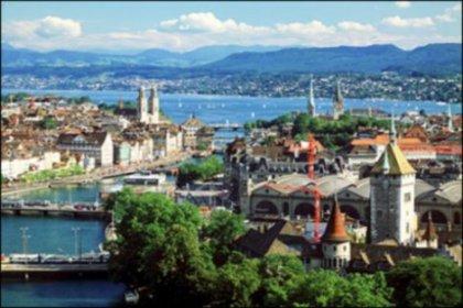 Dünyanın En Pahalı Kenti: Zürih