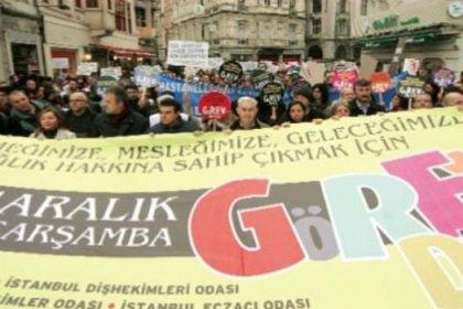 Eğitimciler greve çıkıyor