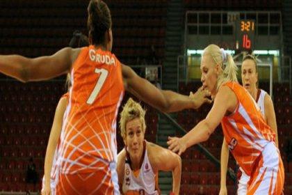 Ekaterinburg: 85 - Galatasaray: 80
