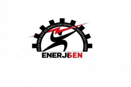 Enerji-Sen Basın Açıklaması