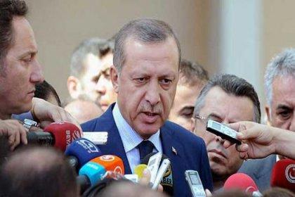 Erdoğan Kılıçdaroğlu'na ateş püskürdü