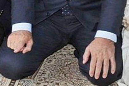 Erdoğan'ın işaret parmağının sırrı